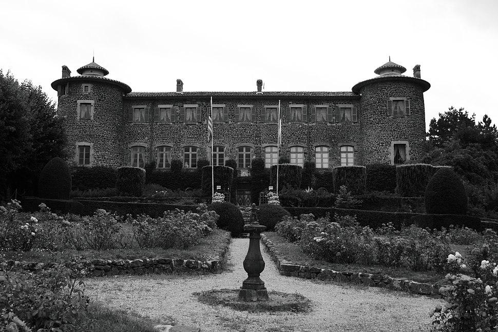 Château de Chavaniac Chavaniac-Lafayette