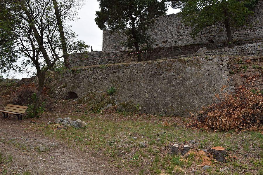 Château des Guilhem à Clermont-l'Hérault