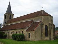 Châteauneuf-Val-de-Bargis (Nièvre, Fr), église.JPG