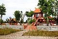 Chùa Một Cột trong Thiền viện Trúc Lâm Phương Nam.jpg