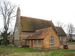 Chalvey - St Peter's Church - geograph.org.uk - 1114632.jpg