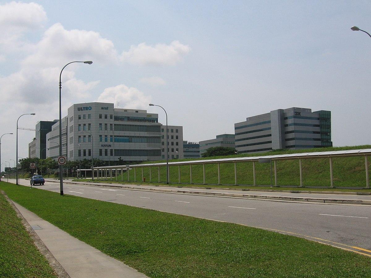 Changi Business Park - Wikipedia