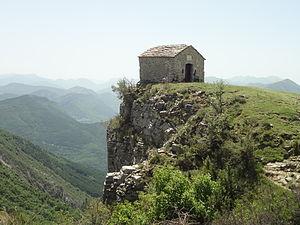 Châteauredon - The chapel of Saint-Michel of Cousson