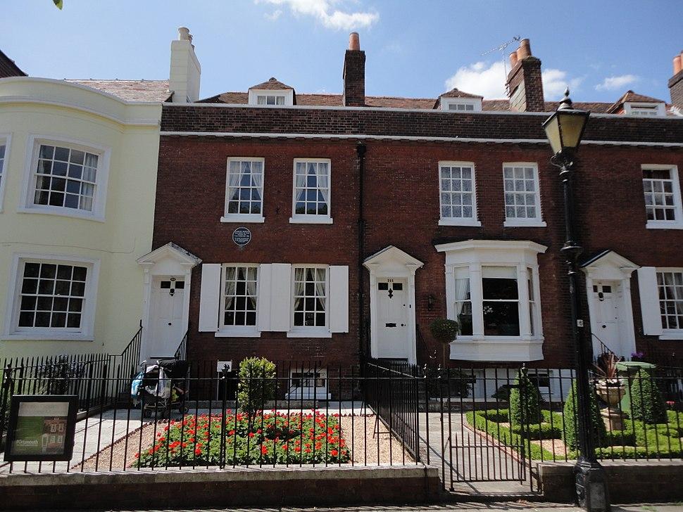 CharlesDickens house Portsmouth
