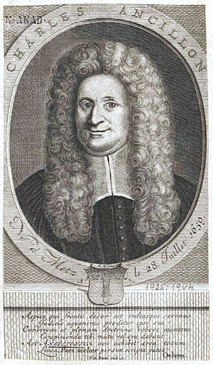 Charles Ancillon - Image: Charles Ancillon (1659 1715)