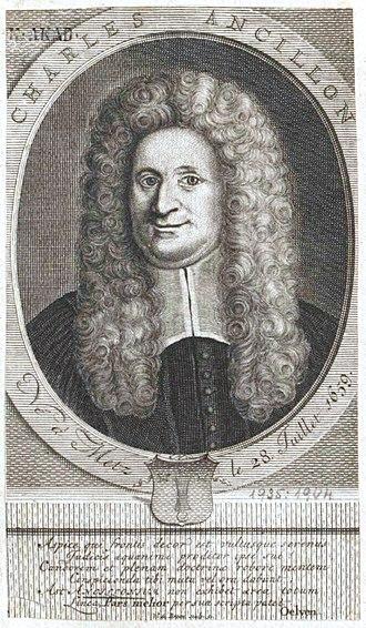 Charles Ancillon - Image: Charles Ancillon (1659 1715)