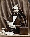 Charles Dickens by Herbert Watkins 29 April 1858 (alternate).jpg