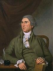 Portrait of Charles Pettit