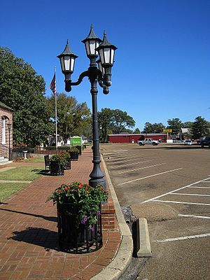 Charleston, Mississippi - Image: Charleston MS 054