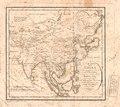 Charte von China - und den angräzenden ländern und völkerschaften so wie sie dem jetzingen Kaiser Tschien-Long LOC 2011585248.tif