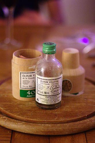 Chartreuse (liqueur) - Elixir Végétal de la Grande-Chartreuse