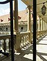 Chateau Opocno Balcony.JPG