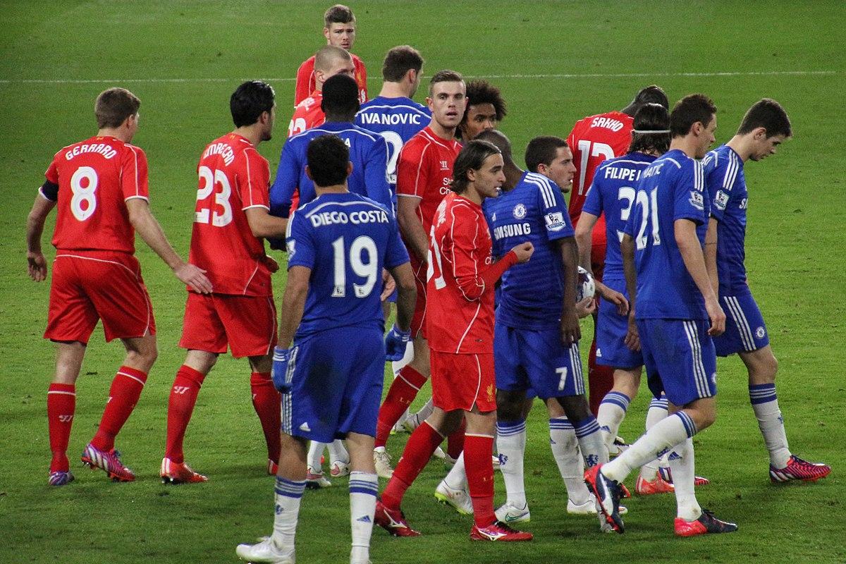 2014–15 Liverpool F C  season - Wikipedia