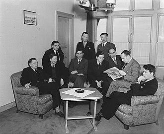 World Chess Championship 1948 - Image: Chess WC1948 1