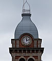 Chesterfield Market Hall clock tower (6100270953).jpg