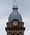 Chesterfield Market Hall clock tower (6100270953).jpg