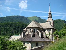 Image illustrative de l'article Abbaye d'Abondance