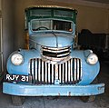 Chevrolet bus in Vintage & Classic Car Collection Museum, Udaipur.jpg
