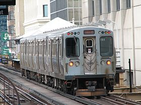 Image illustrative de l'article Métro de Chicago