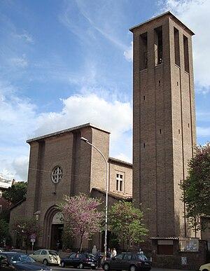 Chiesa Natività di Nostro Signore Gesù Cristo (Rome - Appio Latino).JPG