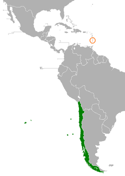 Chile Saint Lucia Locator.png