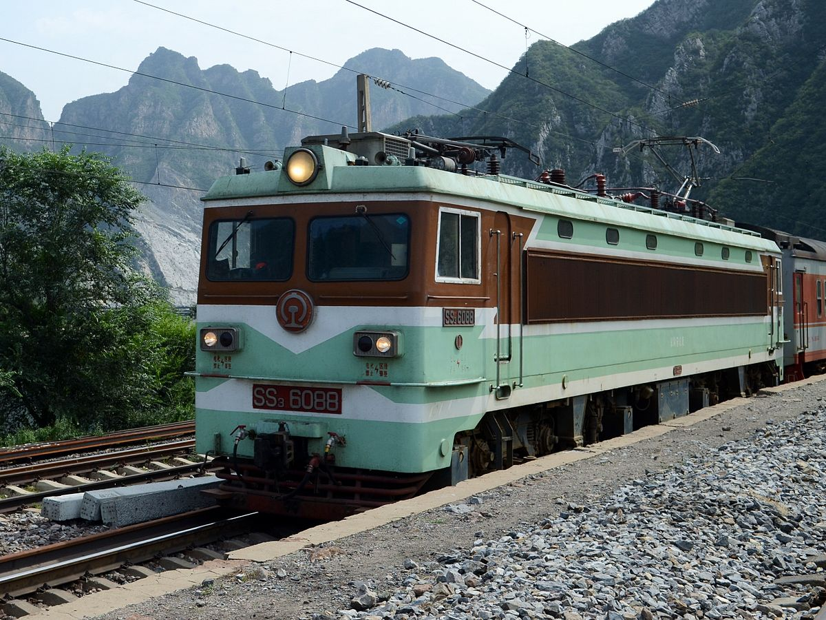 Fengtai–Shacheng Railway - Wikipedia