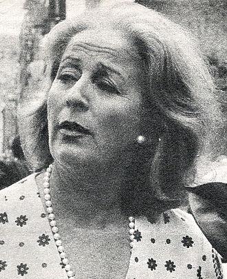 China Zorrilla - China Zorrilla, 1975