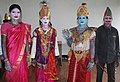 Chindu Bhagavatam art performers troupe.jpg
