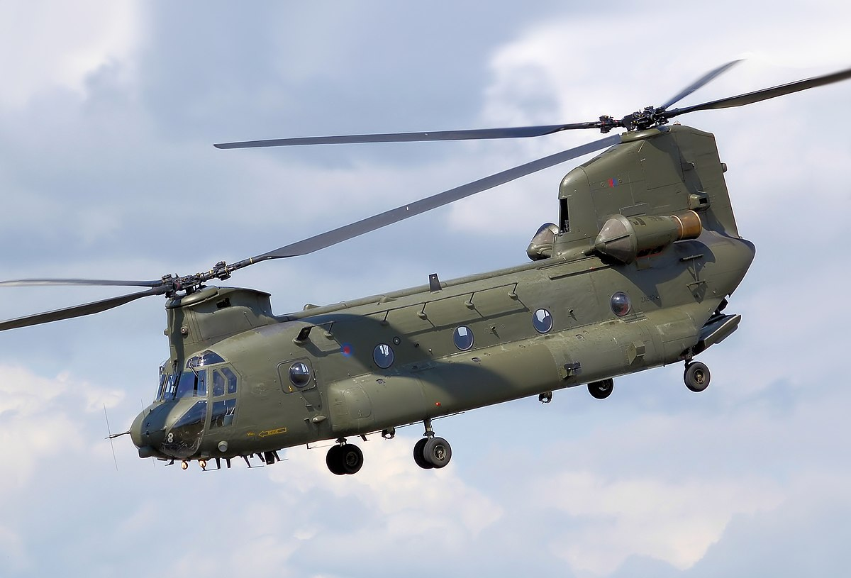 What is chinook 48