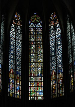 Category Stained Glass Windows Of Cologne Cathedral Wikimedia Commons