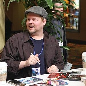 Chris Cason - Chris Cason at Taiyou Con, 2011