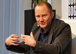 Chris Cleave British writer