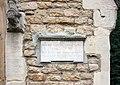 Christ Church, Eldon Road, W8 - Memorial - geograph.org.uk - 1587863.jpg