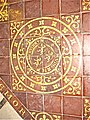 Christ Church, Welshpool. Chancel floor tiles.JPG
