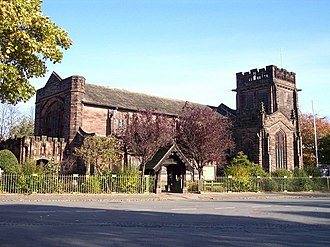 William Owen (architect) - Christ Church, Port Sunlight (1902–04)