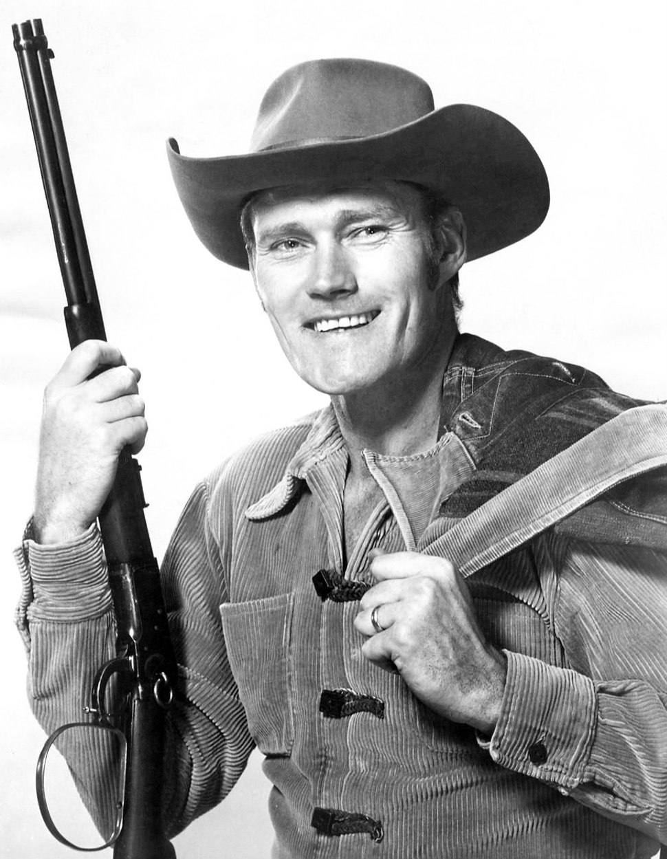 Chuck Connors The Rifleman 1959
