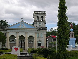 Corella, Bohol - Image: Church Corella