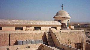 Tesqopa - A Chaldean church in Tesqopa