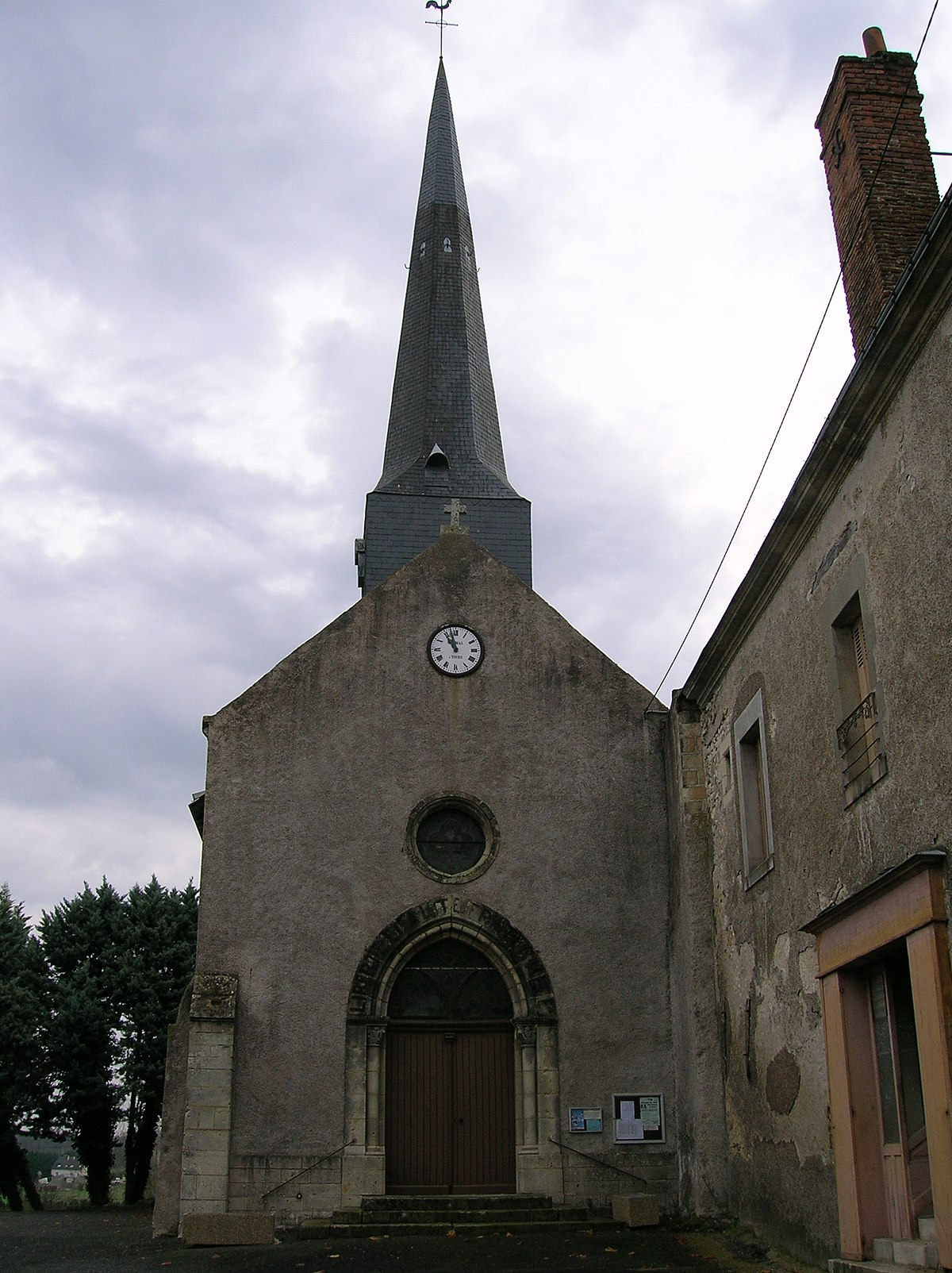 Paysagiste Indre Et Loire pernay - wikipedia