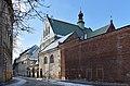 Church of Saint Casimir Jagiellon and Franciscan convent, 4 Reformacka street, Old Town, Krakow, Poland.jpg