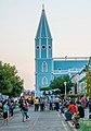 Church of Santa Lucia in the Evening.jpg