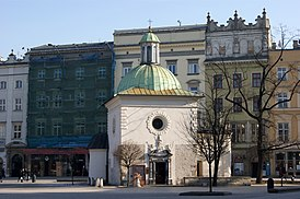 Church of St Adalbert, 2 Main Market square,Old Town,Krakow,Poland.jpg