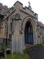 Church of St John, Finchingfield Essex England - porch from southwest.jpg