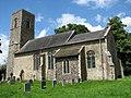 Church of St Michael and All Angels, Braydeston, Norfolk - geograph.org.uk - 486872.jpg