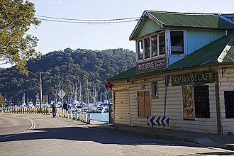 Church Point, New South Wales - Church Point Post Office