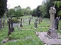Churchyard at St. Crida's - geograph.org.uk - 430909.jpg