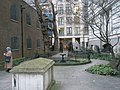 Churchyard of St Botolph without Aldersgate - geograph.org.uk - 643316.jpg