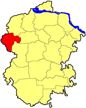 Krasnochetaysky District