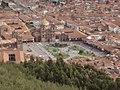 Cidade de Cusco, Vista da Plaza de Armas - panoramio.jpg