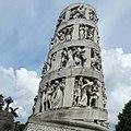 Cimitero monumentale di Milano opera di Giannino Castiglioni.jpg